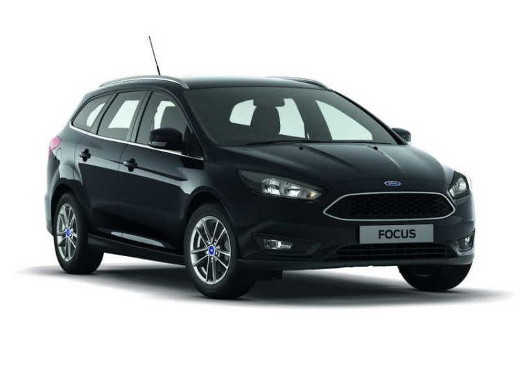 Ford Focus Estate Zetec 1.5 TDCi 95ps 5dr
