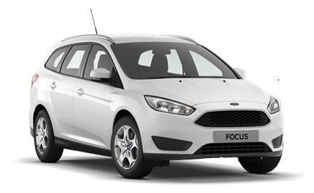 Ford Focus Estate Style 1.5 TDCi 105ps ECOnetic 5dr