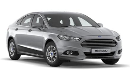 Ford Mondeo Zetec Edition 1.0T EcoBoost 125PS 5dr
