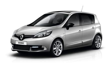 Renault Scenic Limited Nav dCi 110 EDC Automatic