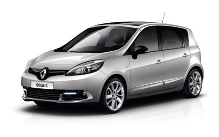 Renault Scenic Limited Nav dCi 110 ENERGY Stop & Start