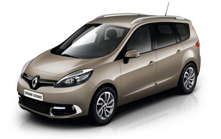 Renault Grand Scenic Dynamique Nav dCi 110 EDC Auto