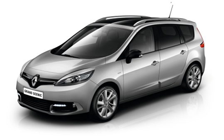 Renault Grand Scenic Limited Nav dCi 110 ENERGY Stop & Start