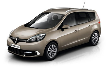 Renault Grand Scenic 1.5 dCi Dynamique Nav 5dr