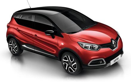 Renault Captur 1.2 TCE Signature Nav 5dr