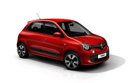 All New Twingo Play SCe 70