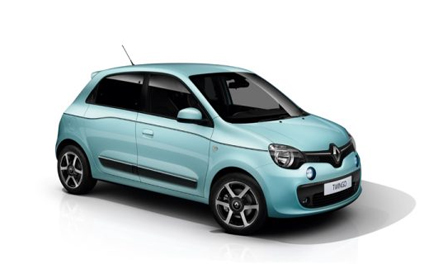 Renault Twingo 0.9 TCE Iconic 5dr Auto [Tech/Sunroof]