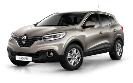 Renault Kadjar Expression+ dCi 110 Auto