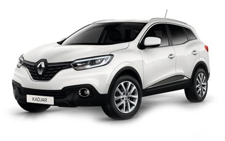 Renault Kadjar Dynamique Nav TCe 130 Auto EDC