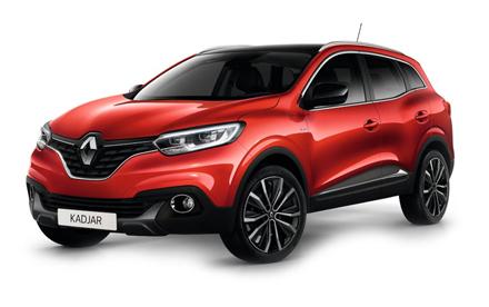 Renault Kadjar Signature Nav dCi 110