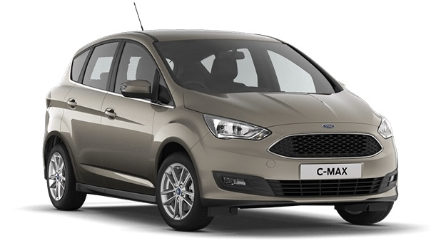 Ford C-MAX 1.0T EcoBoost 100ps Start/Stop Zetec