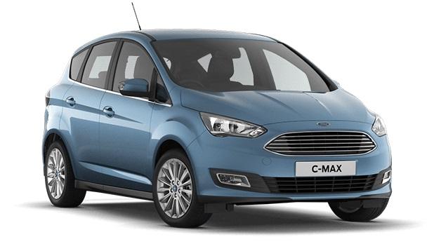 Ford C-Max 1.0T EcoBoost 100ps Start/Stop Titanium