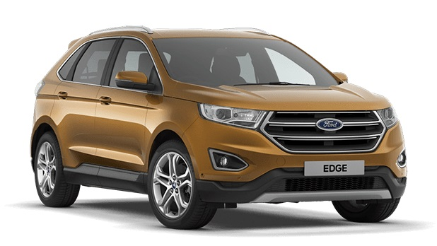 Ford Edge Titanium 2.0 Duratorq TDCi 180PS AWD
