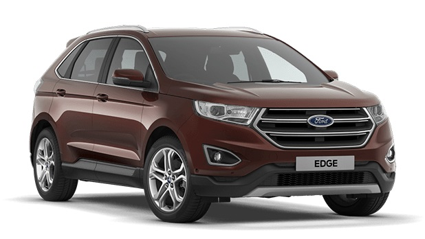 Ford Edge Titanium 2.0 Duratorq TDCi 210PS AWD PowerShift