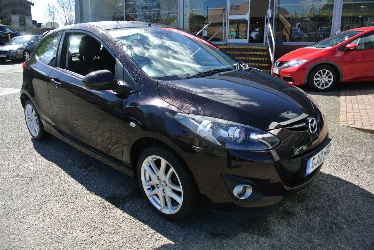 Mazda 2 1.5 Sport 3dr Hatchback (2012) image