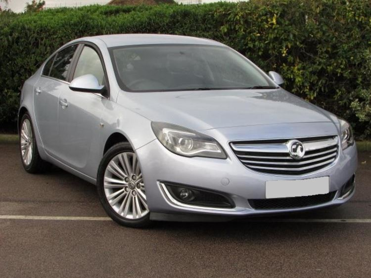 Vauxhall Insignia 2.0 CDTi Exclusiv 5dr Diesel Hatchback (2010) image
