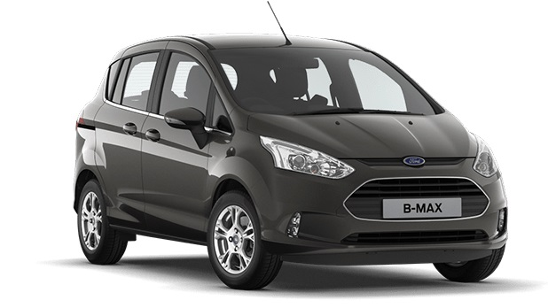 Ford B-Max 1.0T 125ps S/S EcoBoost Zetec