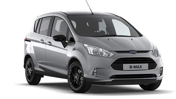 Ford B-Max 1.4 90ps Zetec Silver Edition
