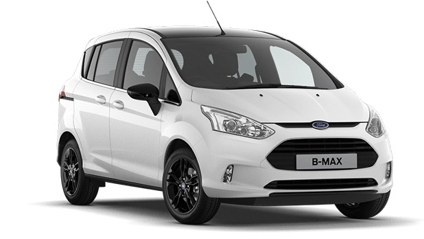Ford B-Max 1.4 90ps Zetec White Edition