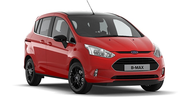 Ford B-Max 1.4 90ps Zetec Red Edition