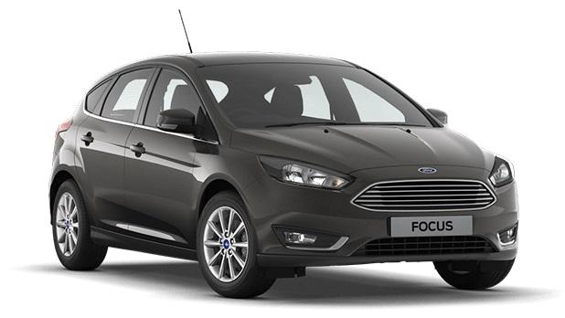 Ford New Focus Titanium 1.0 100ps EcoBoost 5dr
