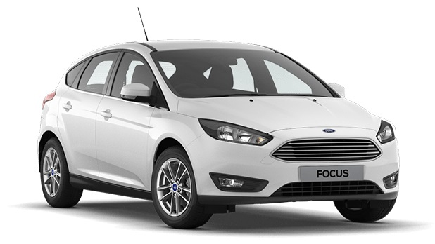 Ford Focus Zetec Edition 1.0T EcoBoost 125ps 5dr Powershift