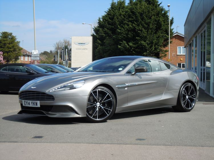 Aston Martin Vanquish V12 2+2 2dr Touchtronic 5.9 Automatic 3 door Coupe (2014) image