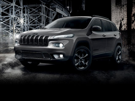 Jeep Cherokee 2.2 MultiJet ll 200 Night Eagle 5dr Auto