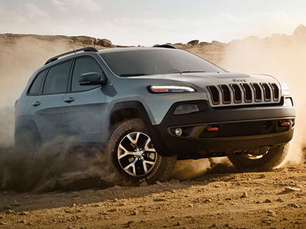 Jeep Cherokee 3.2  Trailhawk hp Auto 272 4X4