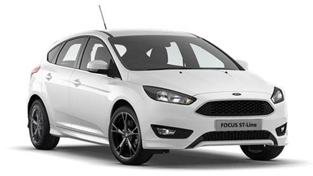 Ford Focus 1.0T EcoBoost 125PS S6 ST-Line Automatic 5dr