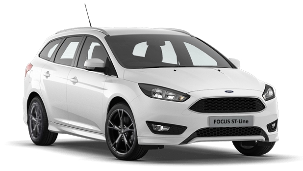 Ford Focus Estate 1.0T EcoBoost 125PS S6 ST-Line 5dr