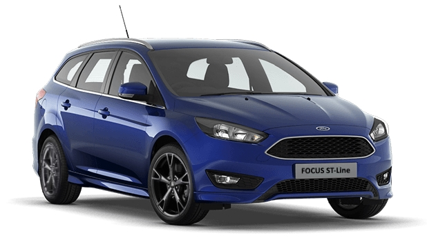 Ford Focus Estate 1.5 TDCi 120PS S6 ST-Line 5dr