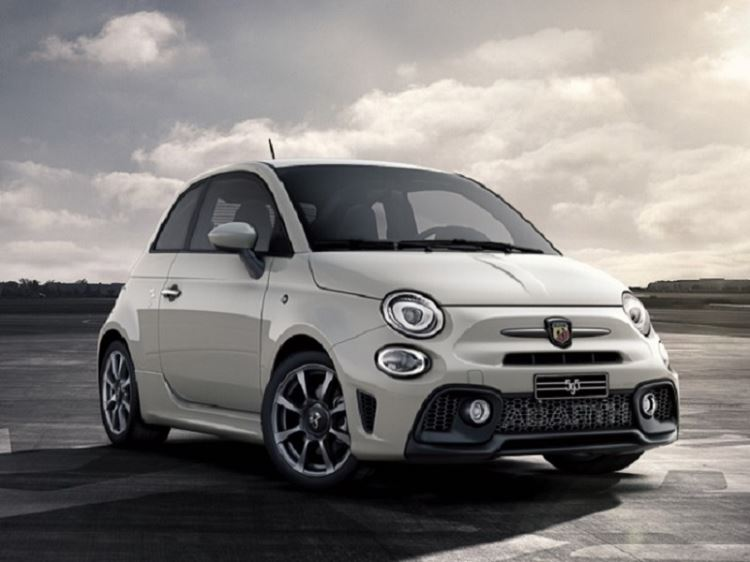 Abarth 595 1.4 T-Jet 145 Series 4