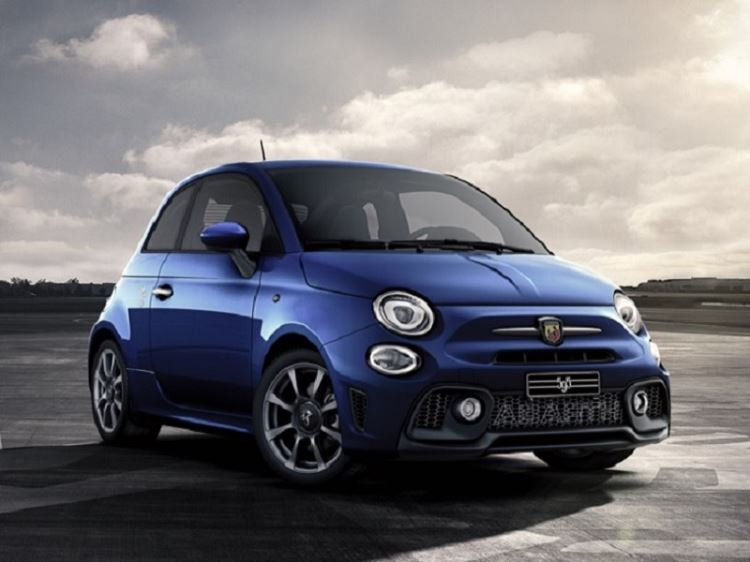 Abarth 595 1.4 T-Jet 145 MTA Series 4