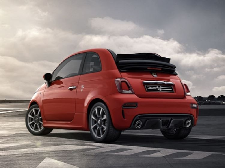 Abarth 595C 1.4 T-Jet 145 MTA Series 4