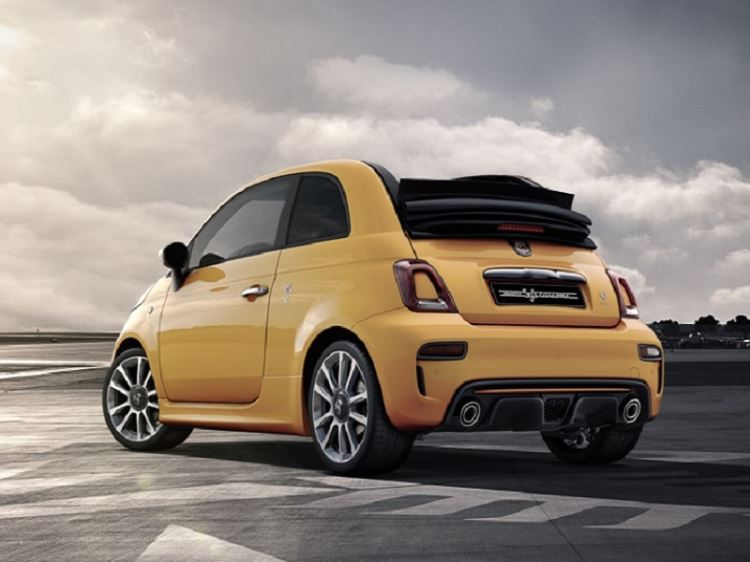 Abarth 595C S4 1.4 T-Jet 165 Turismo Series 4 - Just £317 Deposit