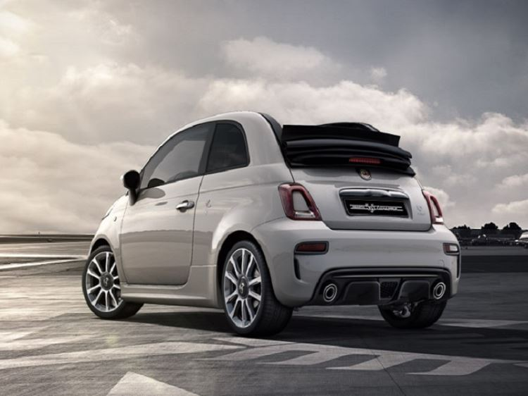Abarth 595C S4 1.4 T-Jet 165 Turismo MTA Series 4 Just £314 Down