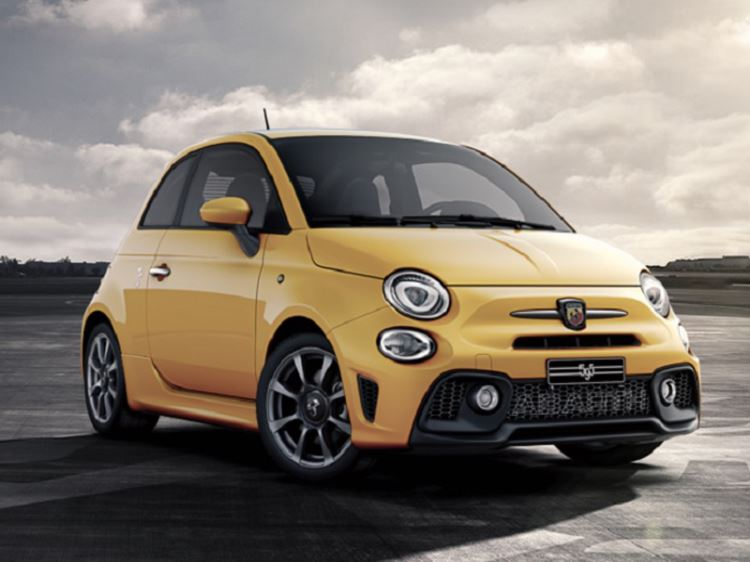 New Abarth 595 Turismo S4 Cars