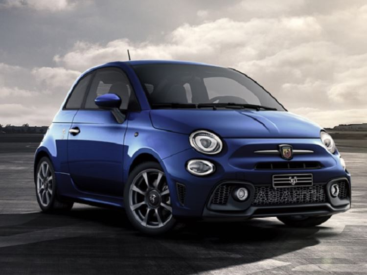 New Abarth 595 S4 Cars