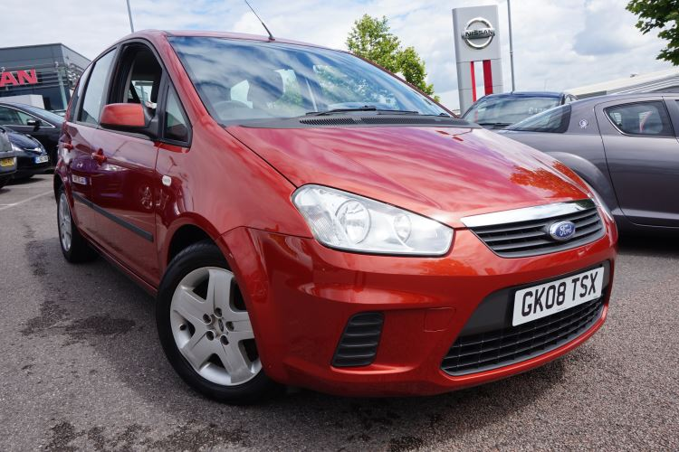 Ford C-Max 1.8 Style 5dr Estate (2008) image