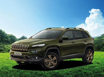 Jeep Cherokee SW Special Edition 2.2 MultiJet 200 75th