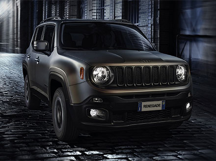 Jeep Renegade Special Edition 1.6 Multijet Night Eagle 5dr
