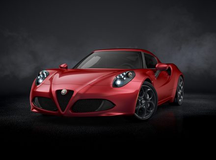Alfa Romeo 4C Coupe 1.7S TBi 2dr TCT