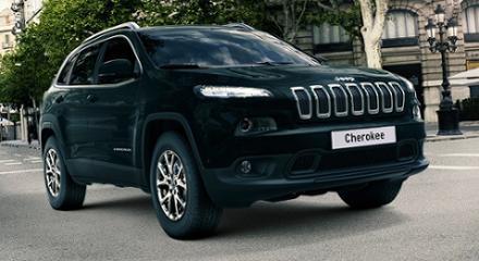 Jeep Cherokee Jeep Cherokee 2.2 Multijet II 200hp Limited 4WD 9