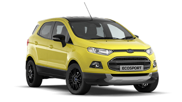 Ford Ecosport 1.0 EcoBoost 140PS Titanium S 5dr
