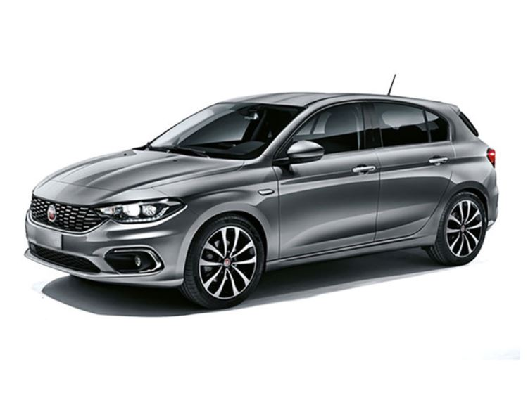 New Fiat Tipo Cars