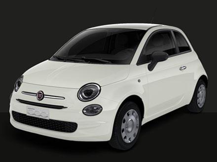 Fiat 500 1.2 Pop 2dr Contract Hire £99+vat