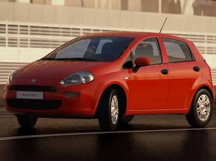 Fiat Punto 1.2 Pop+ 5dr