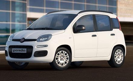 Fiat Panda Easy 0.9 TwinAir 85 hp