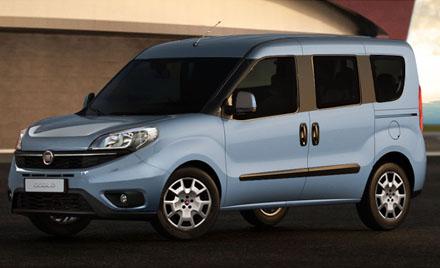 Fiat Doblo 1.6 Multijet 95hp Easy Diesel